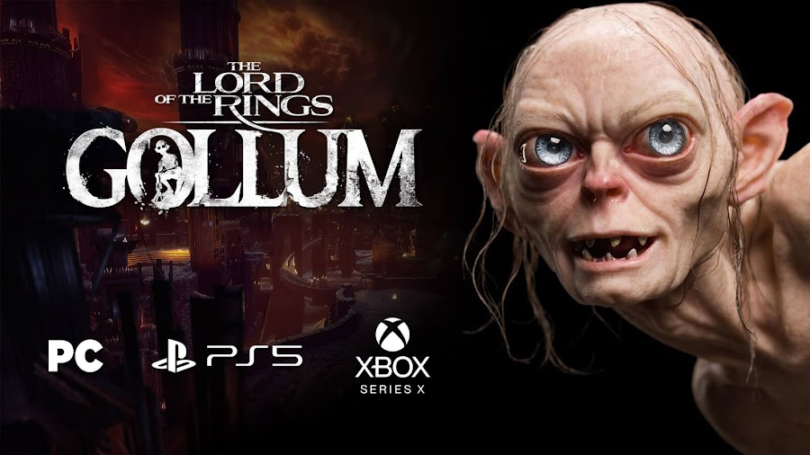 lord of the rings gollum first look screenshots reveal stealth adventure game pc ps5 xsx daedalic entertainment