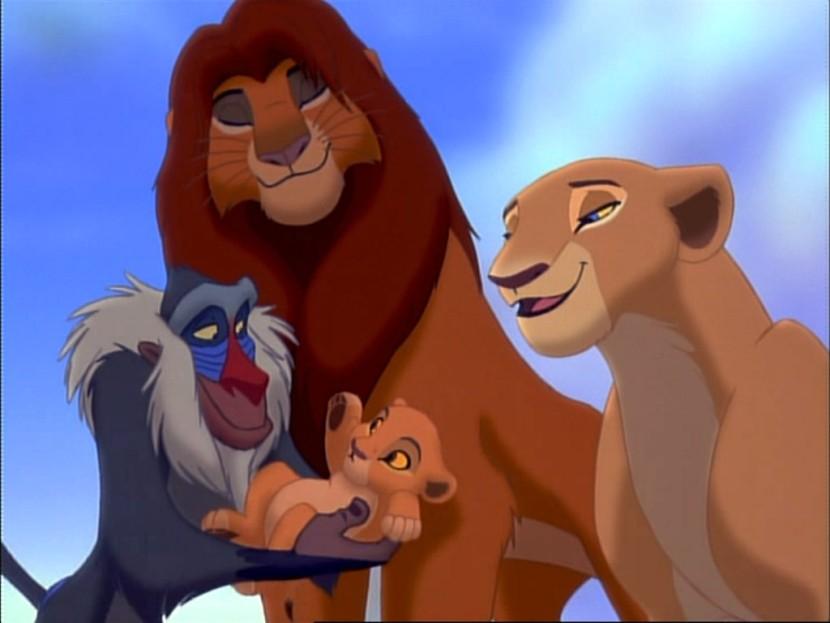 Film Guru Lad - Film Reviews: The Lion King II: Simba's ...