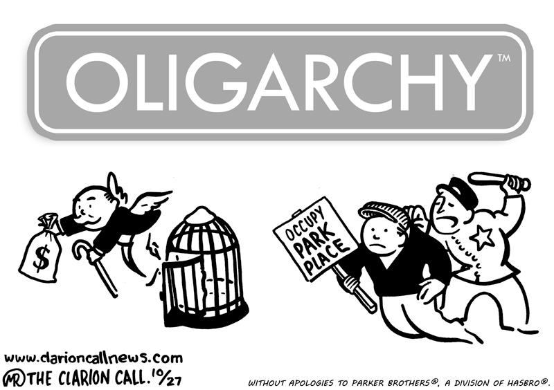 Oligarchy Clipart eVille Times: February...