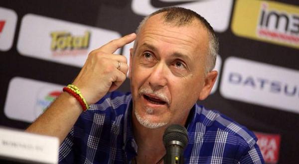 PSM Dapat Penalti, Djukanovic: Wasit Rebut Kemenangan Borneo FC