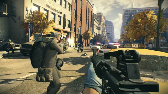 Payday 2 Game Play For PC