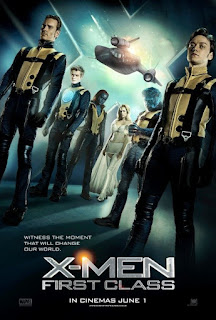 Download X-Men: First Class (2011) Bluray 480p Dual Audio Esubs