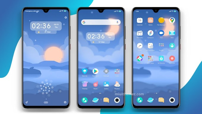 Panorama MIUI Theme | Best Decent and Clean Looking Mi Theme
