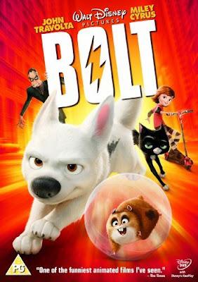Bolt 2008 Dual Audio Hindi 720p BluRay 800MB