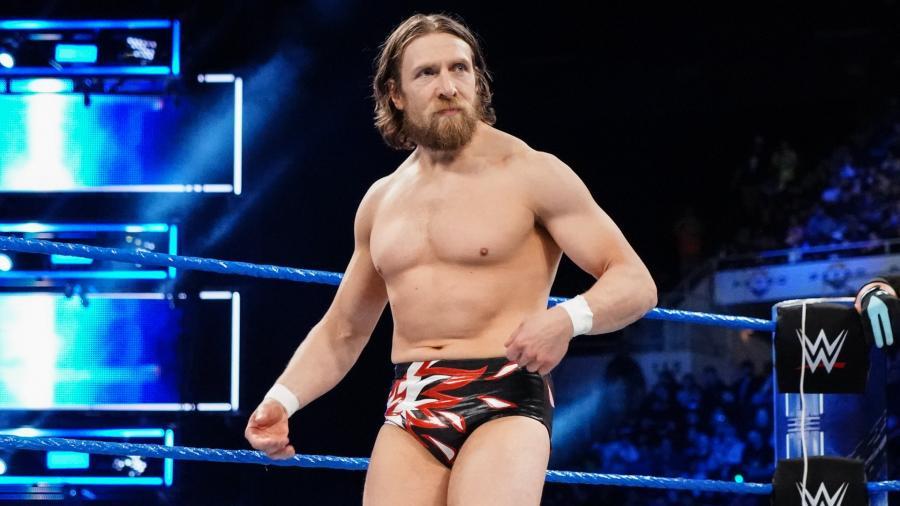 Daniel Bryan on WWE SmackDown