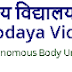 Jawahar Navodaya Vidyalaya Samiti Selection Test JNVST-2020 Results