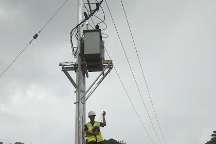 Elektrindo Multikarya Abadi Sukses SLO kan  200 KM Jaringan Distribusi TM Di Papua Barat
