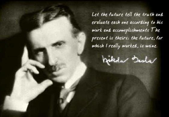 Bipolar Planet Nikola Tesla And Crazy Talk