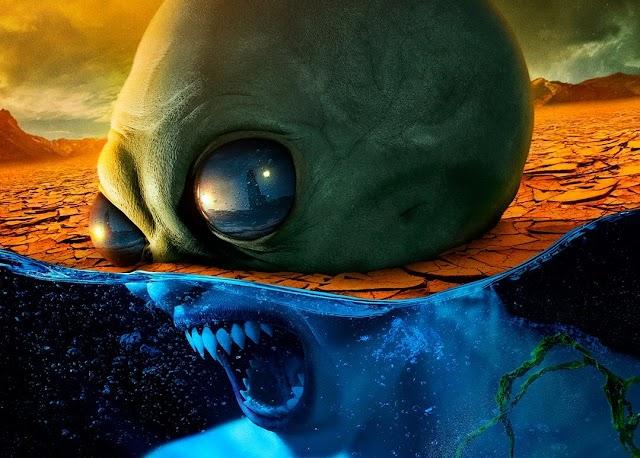 """""""American Horror Story: Double Feature"""": criaturas marinhas e alienígenas protagonizam teaser macabro"""