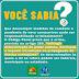IBITIARA-BA INFORMATIVO A POPULAÇÃO ( VOCÊ SABIA ? )
