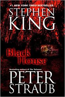 Black House - Horror Books - Stephen King - Peter Straub