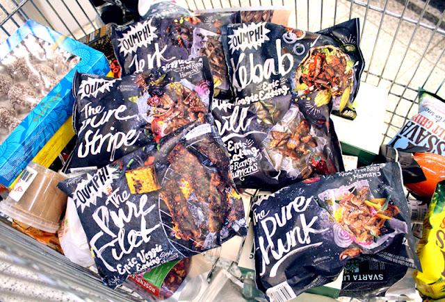 Svenskehandel Stromstad Mat Veganmat Oumph Kjøtterstatning Harryhandel Guide Til Veganmat På Grensa Veganmisjonen