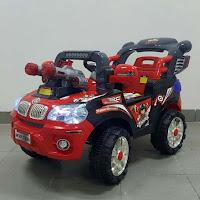 Mobil Mainan Aki MVP - 7699 Jeep