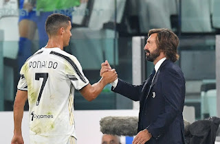 Pirlo reveals 'Juventus will fight until the end' for Seria A title