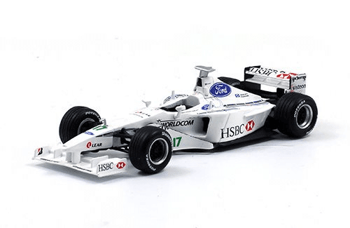 Stewart SF03 1999 Johnny Herbert f1 the car collection