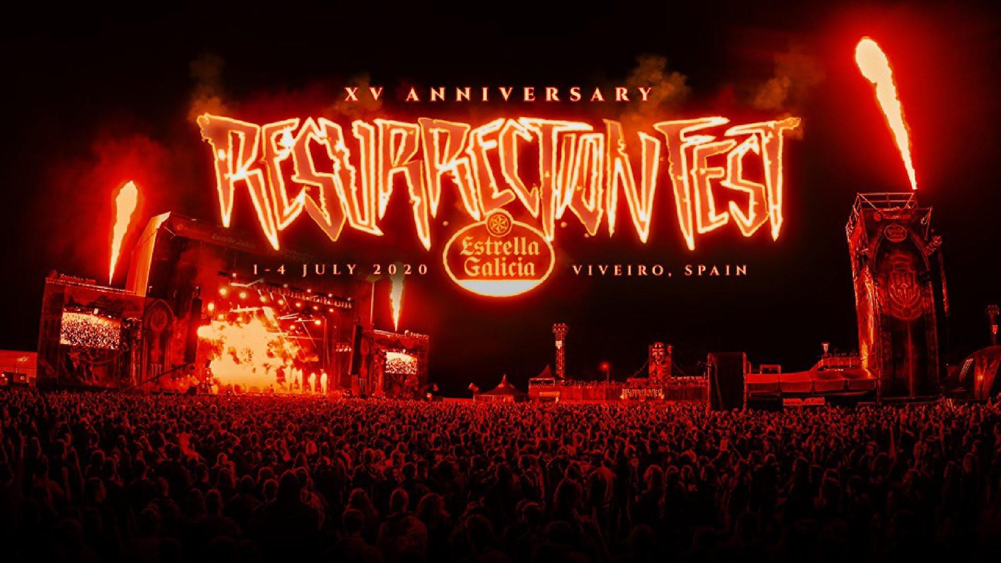 Documental Resurrection Fest, la historia del festival Online