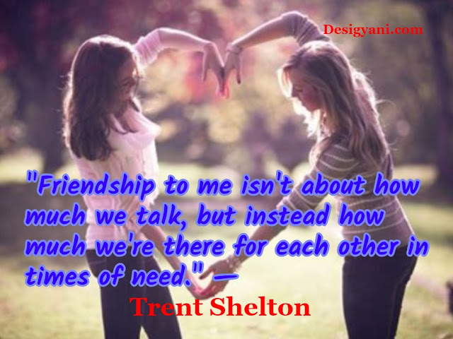 Short Inspiring Quotes Collection about True Friendship in English