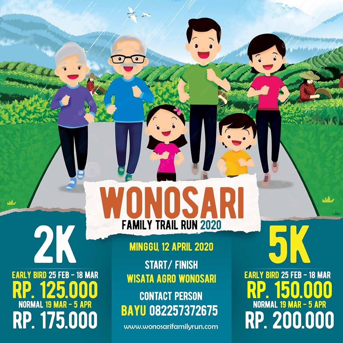 Wonosari Family Trail Run • 2020