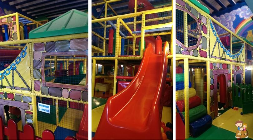 berga resort, un alojamiento fantástico para familias con niños