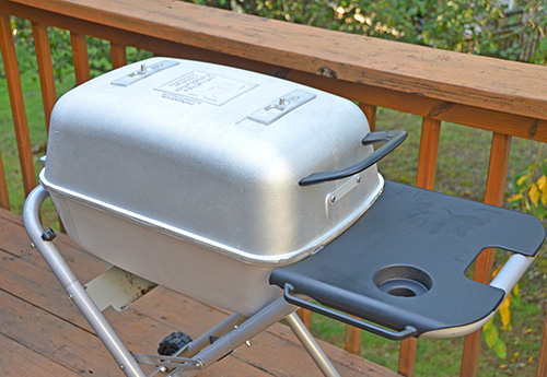 PK Grills are tough and long lasting.