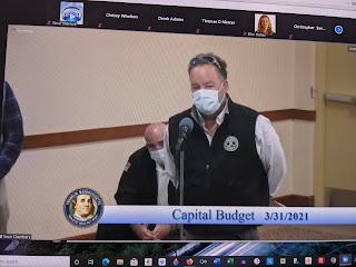 FM #504 -Town Council - Capital Budget SubComm - 03/31/21 (audio)
