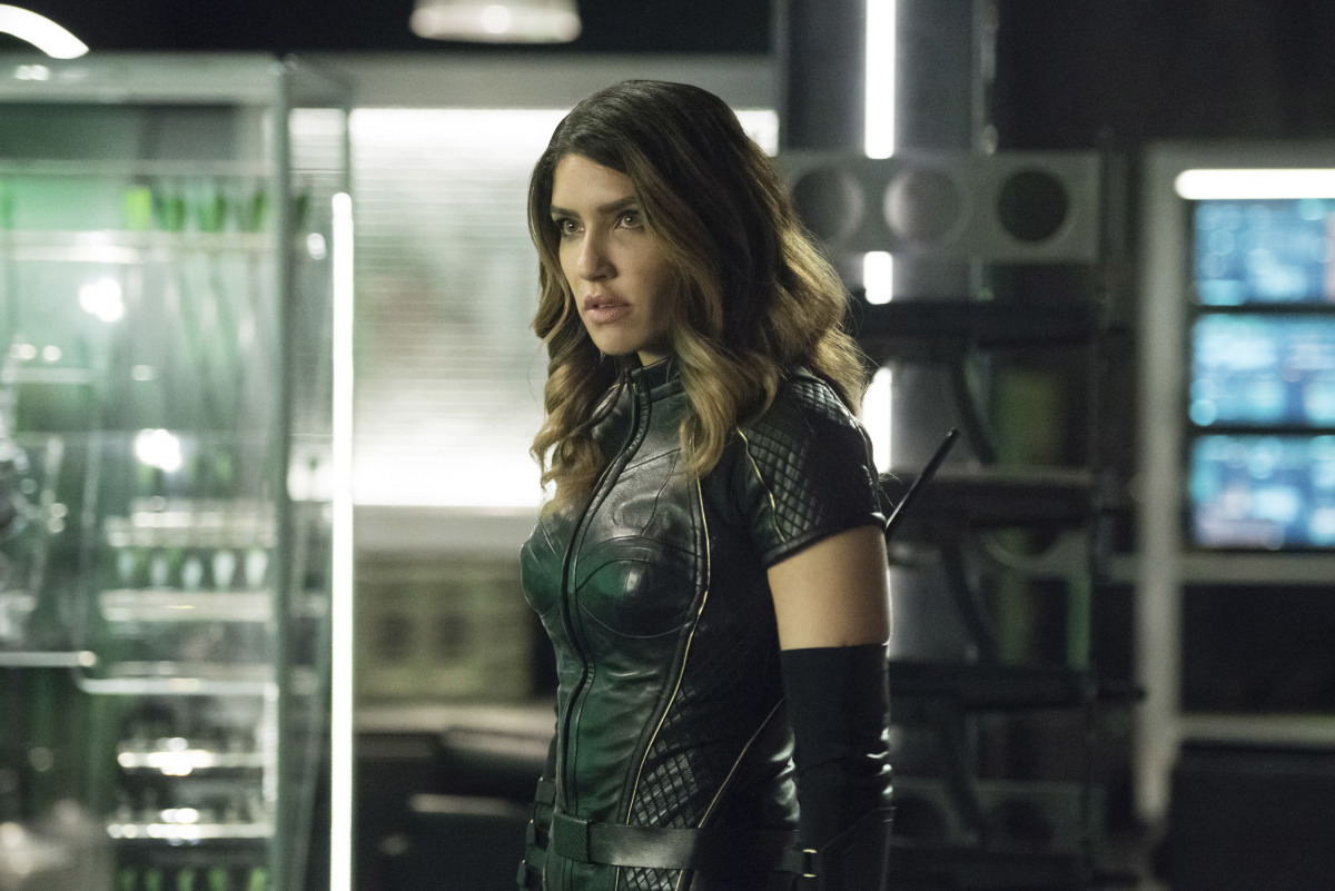 Juliana Harkavy en Arrow