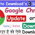 Google Chrome Update Download nahi ho raha hai to kya kare? 3 Solutions