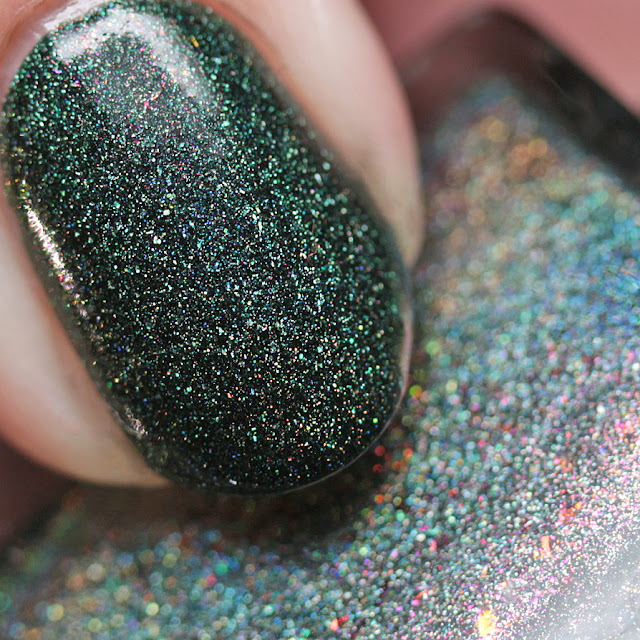 Lollipop Posse Lacquer Three Warm and Wild Eyes