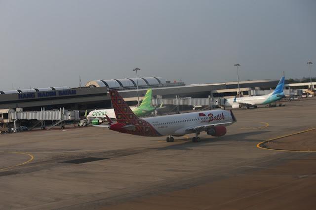 Ini Pemenang Lelang KPBU Bandar Udara Hang Nadim