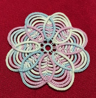 Free Needle Tatting Pattern Abc Tatting Patterns