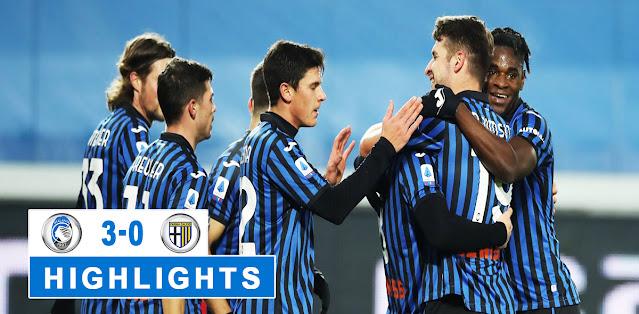 Atalanta vs Parma – Highlights