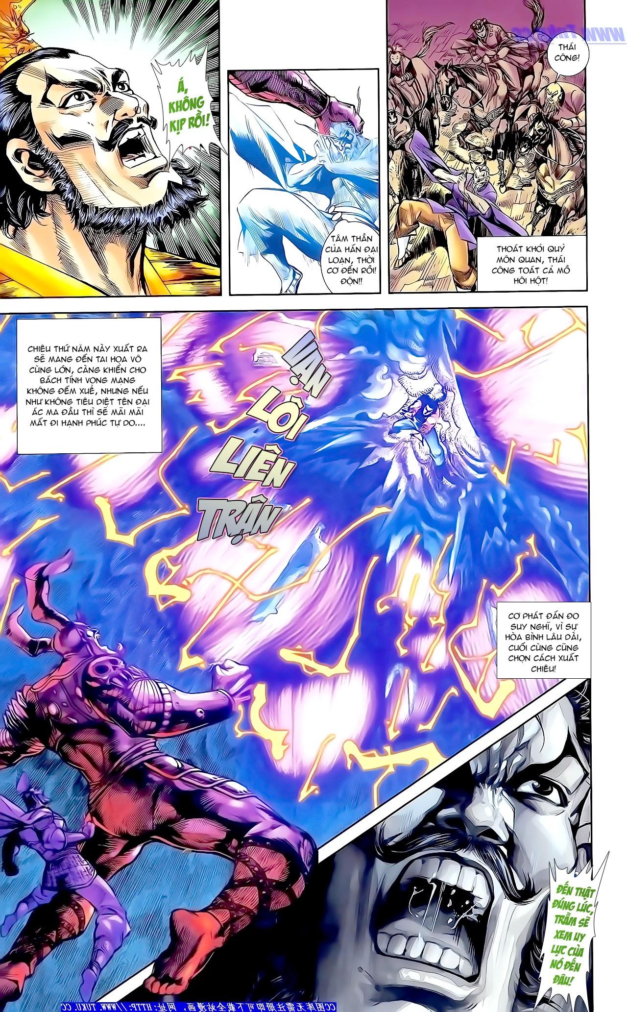 Cơ Phát Khai Chu Bản chapter 160 trang 24