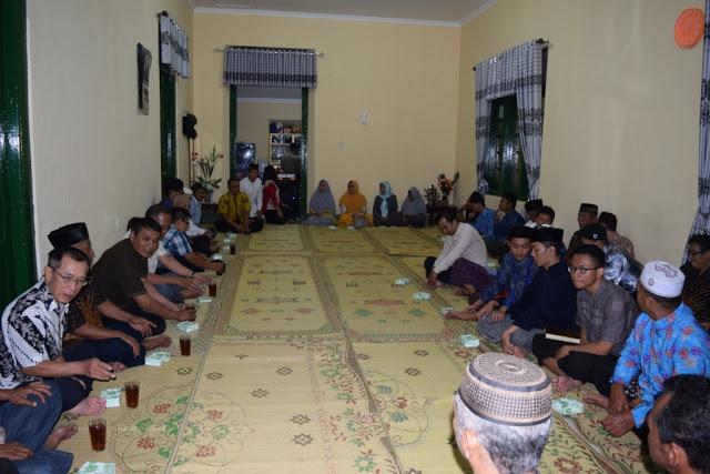 Peringati 1 Muharram 1441, Dandim Klaten Doa Bersama Warga Kliwonan Klaten