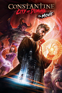 Constantine City of Demons: The Movie Poster