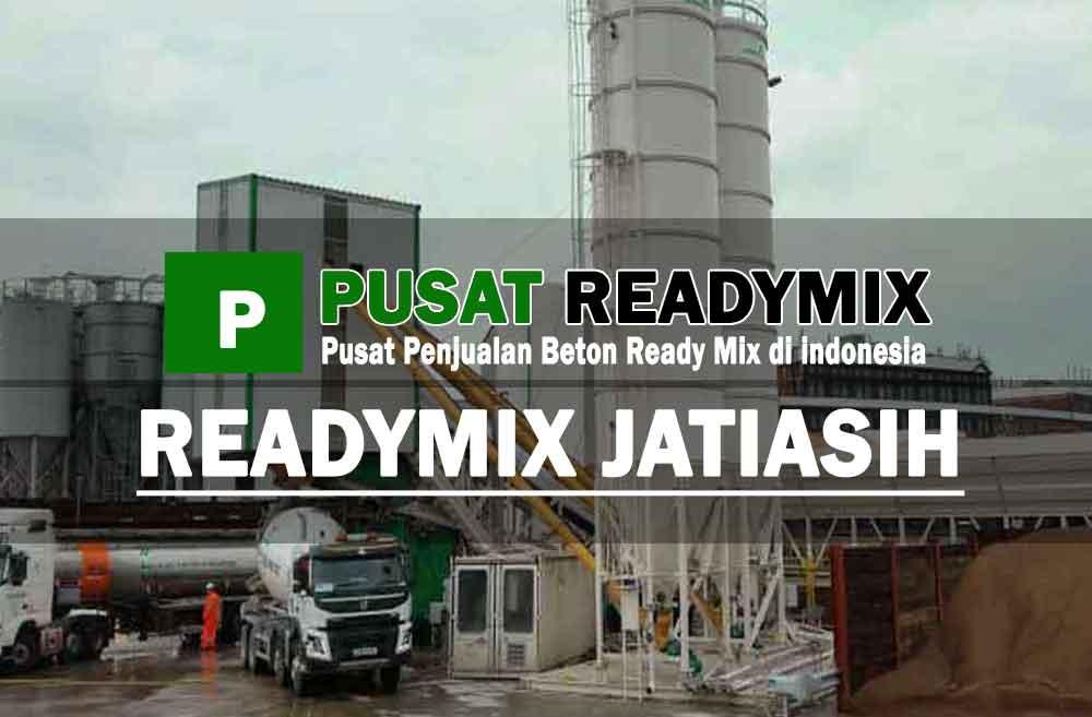 harga beton cor ready mix Jatiasih