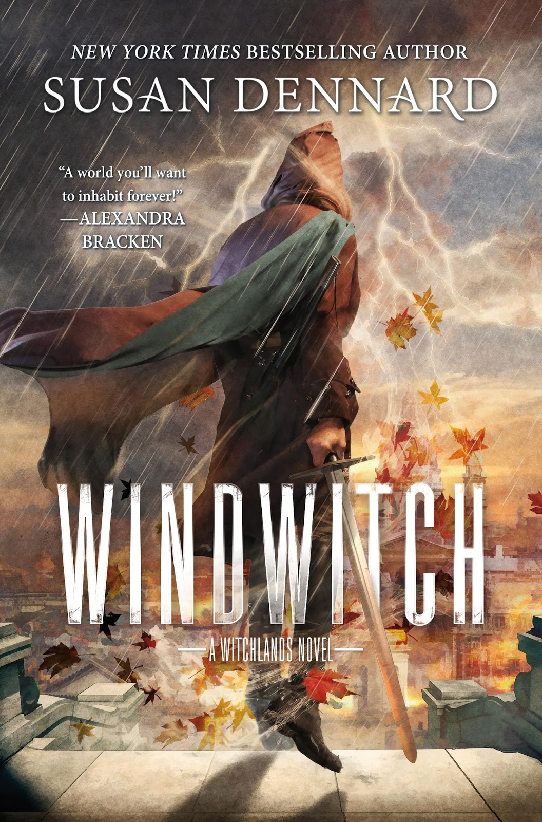 Windwitch Susan Dennard cover