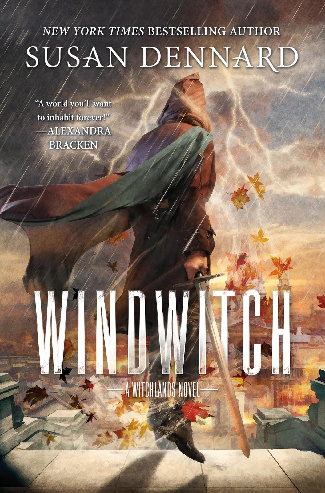 Windwitch Susan Dennard cover