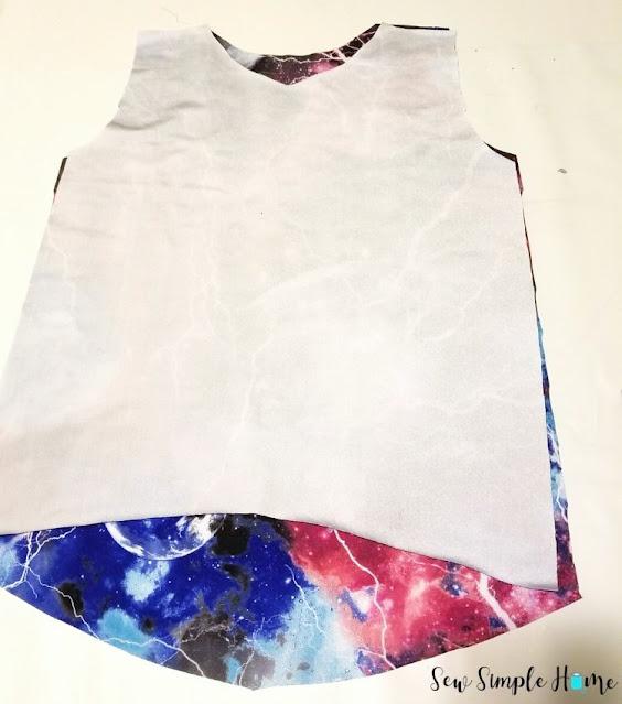 t shirt sewing pattern