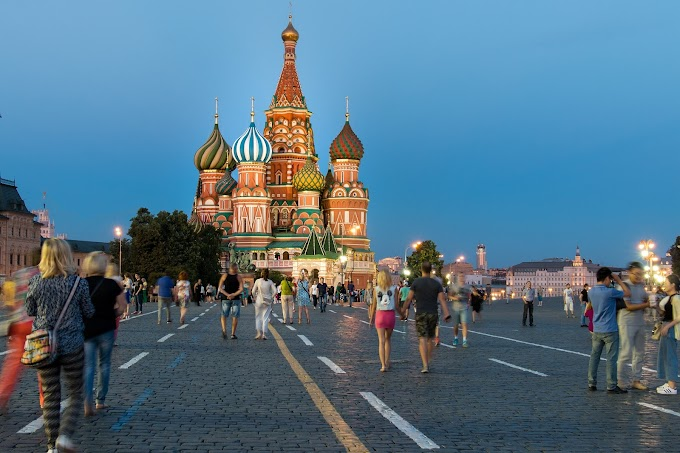 GEOPOLITICS :: RUSSIA: REVISITING ORBIS - Russia now no longer European as well