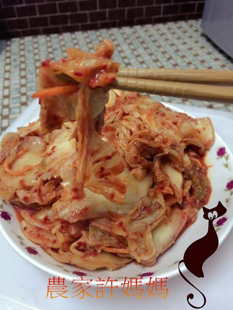 好吃的詭異韓式泡菜鍋食譜-農家許媽媽