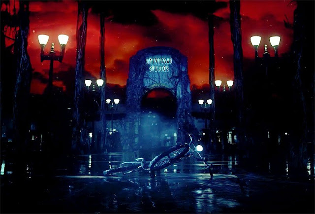 UNIVERSAL ORLANDO RESORT REABRE A CASA ASSOMBRADA DO HALLOWEEN HORROR NIGHTS