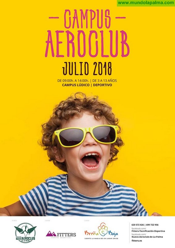 AEROCLUB: Campus de Verano