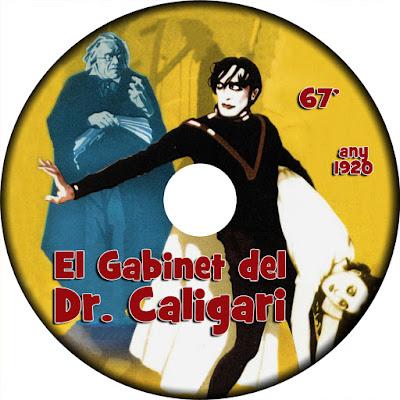 El Gabinet del Dr. Caligari - [1920]