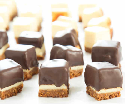 Cheesecake Bites #cake #bites