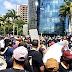 Pandemia: Empresários, músicos e comerciantes protestam contra decreto