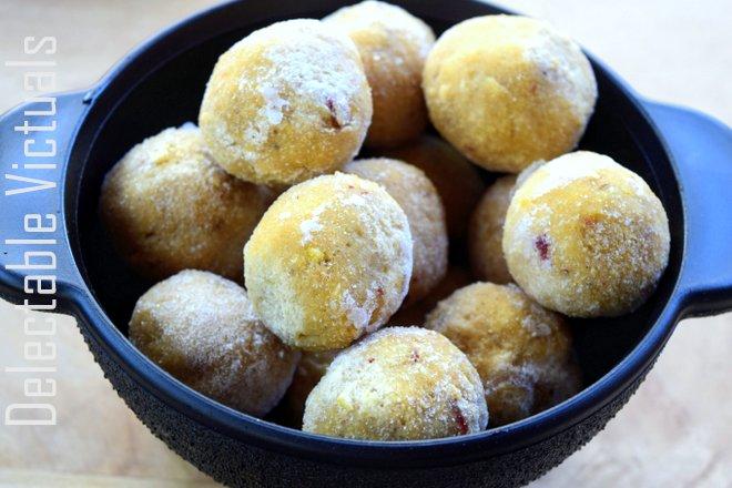 Lentil Balls Veggie Soup