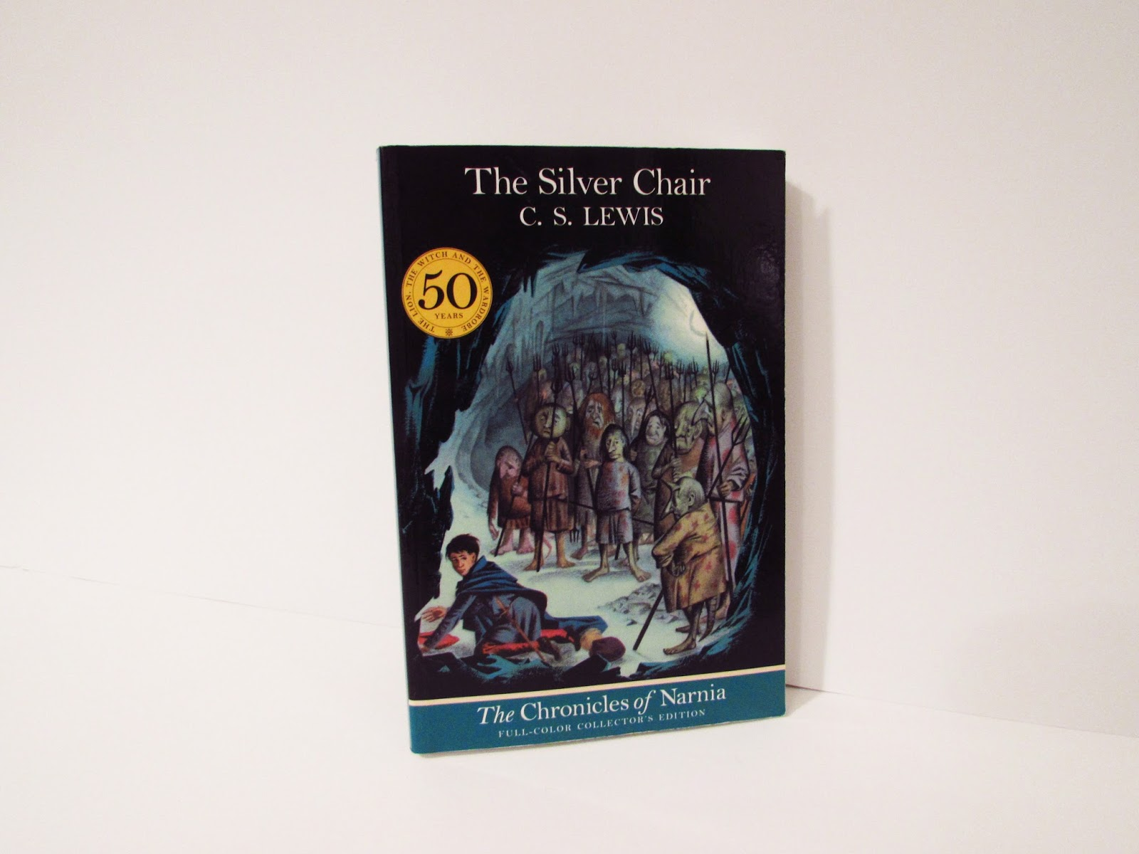 Finding Eloquence Let s Talk Narnia The Silver Chair
