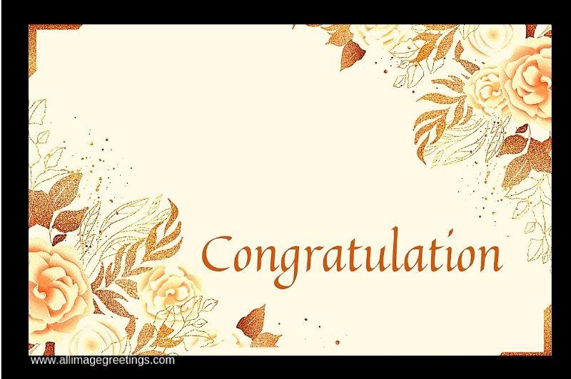 congratulations note