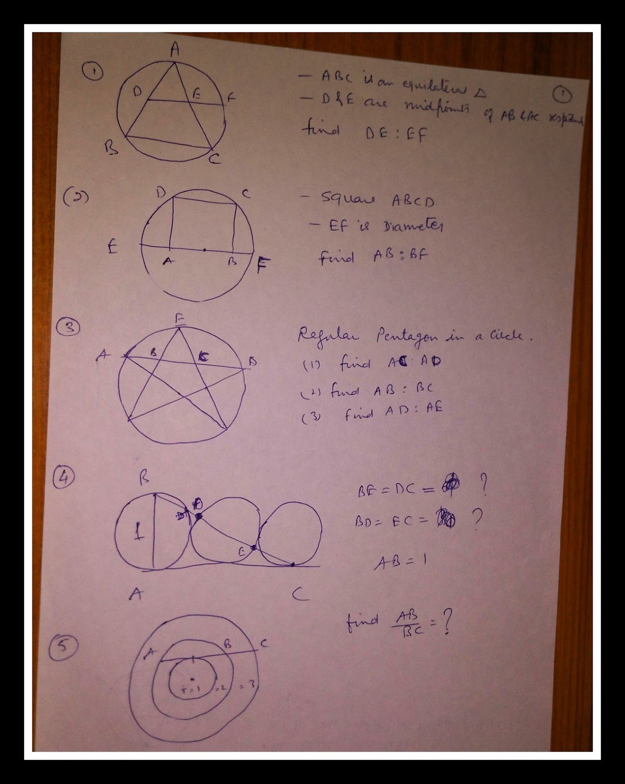 Love Thy Number A Few Questions On Golden Ratio