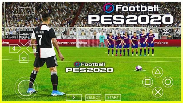 طريقة تحميل لعبة pes 2020 على محاكي ppsspp بكل سهولة